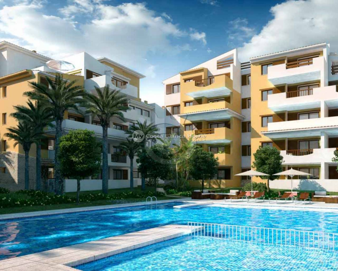 Apartment - New Build - Punta Prima - Punta Prima Alicante