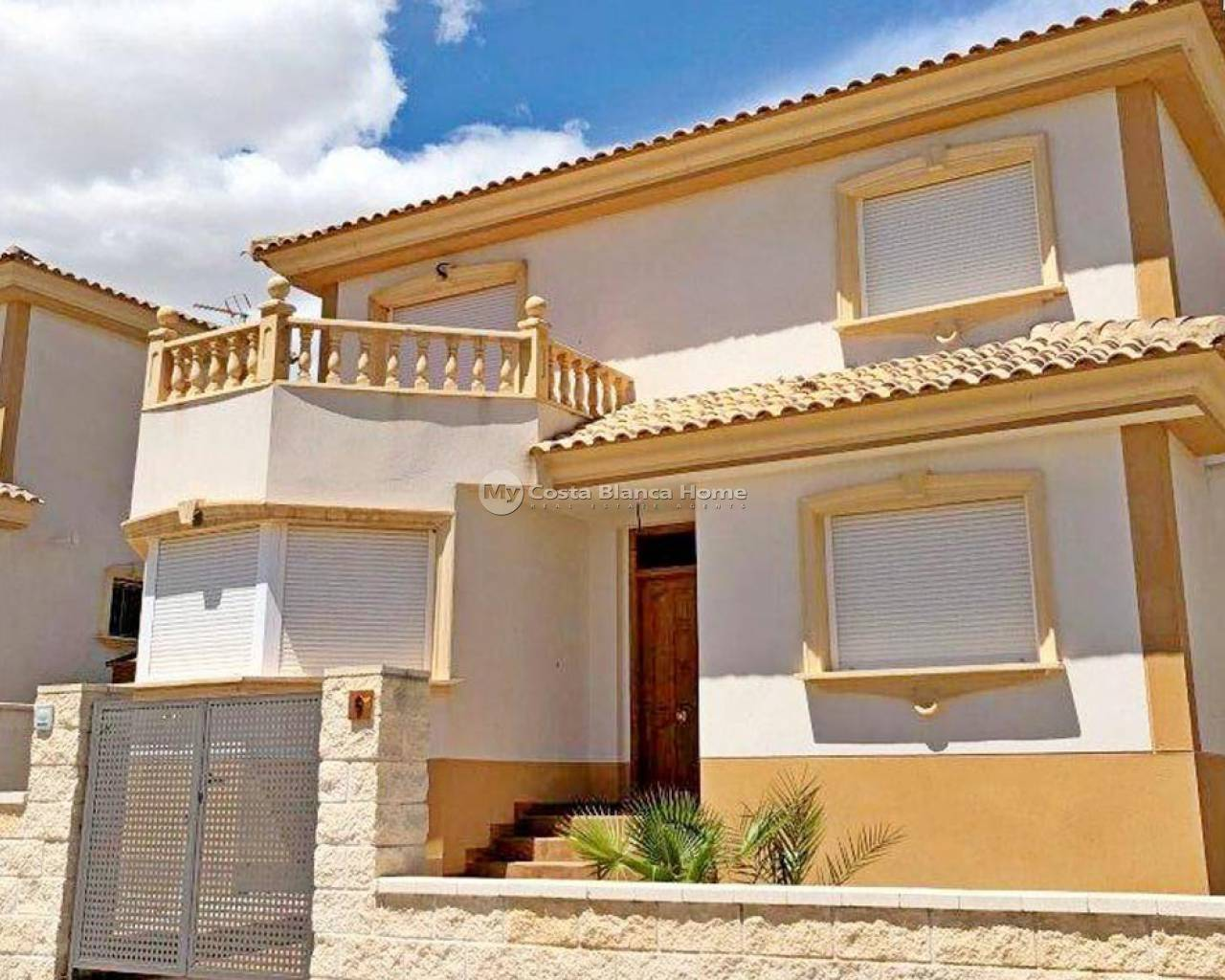Detached Villa - New Build - Fortuna - FortunaMurciaSpain