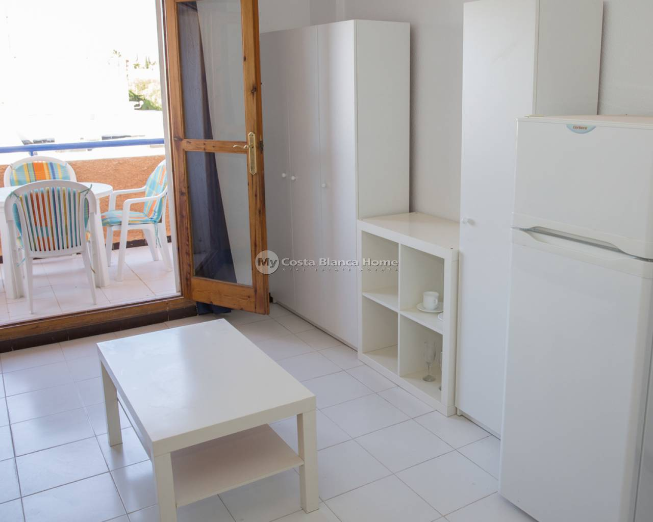 Resale - Apartment - Vera Playa