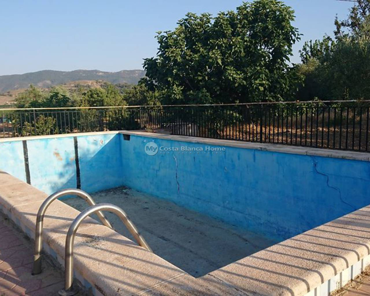 Resale - Country House - Hondon de Las Nieves - Hondon de Las Nieves Alicante