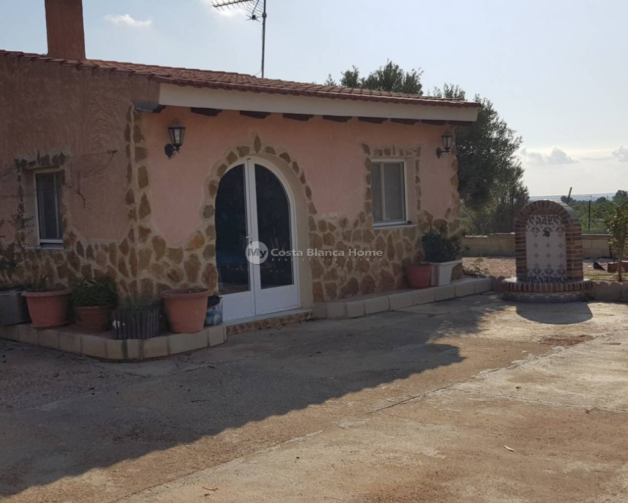 Resale - Country Property/Finca - Crevillente - Crevillente Alicante