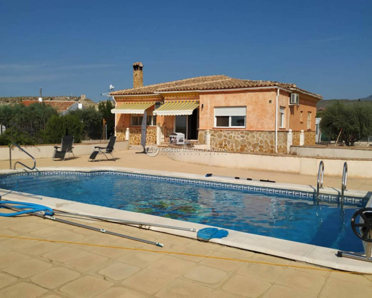 Resale - Country Property/Finca - Fortuna - Fortuna Murcia