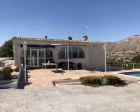 Resale - Country Property/Finca - Hondon de Las Nieves - Hondon de Las Nieves Alicante