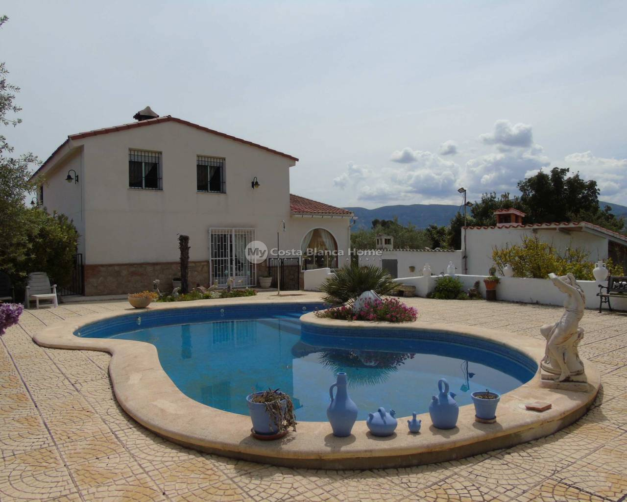 Resale - Detached Villa - Alcocer