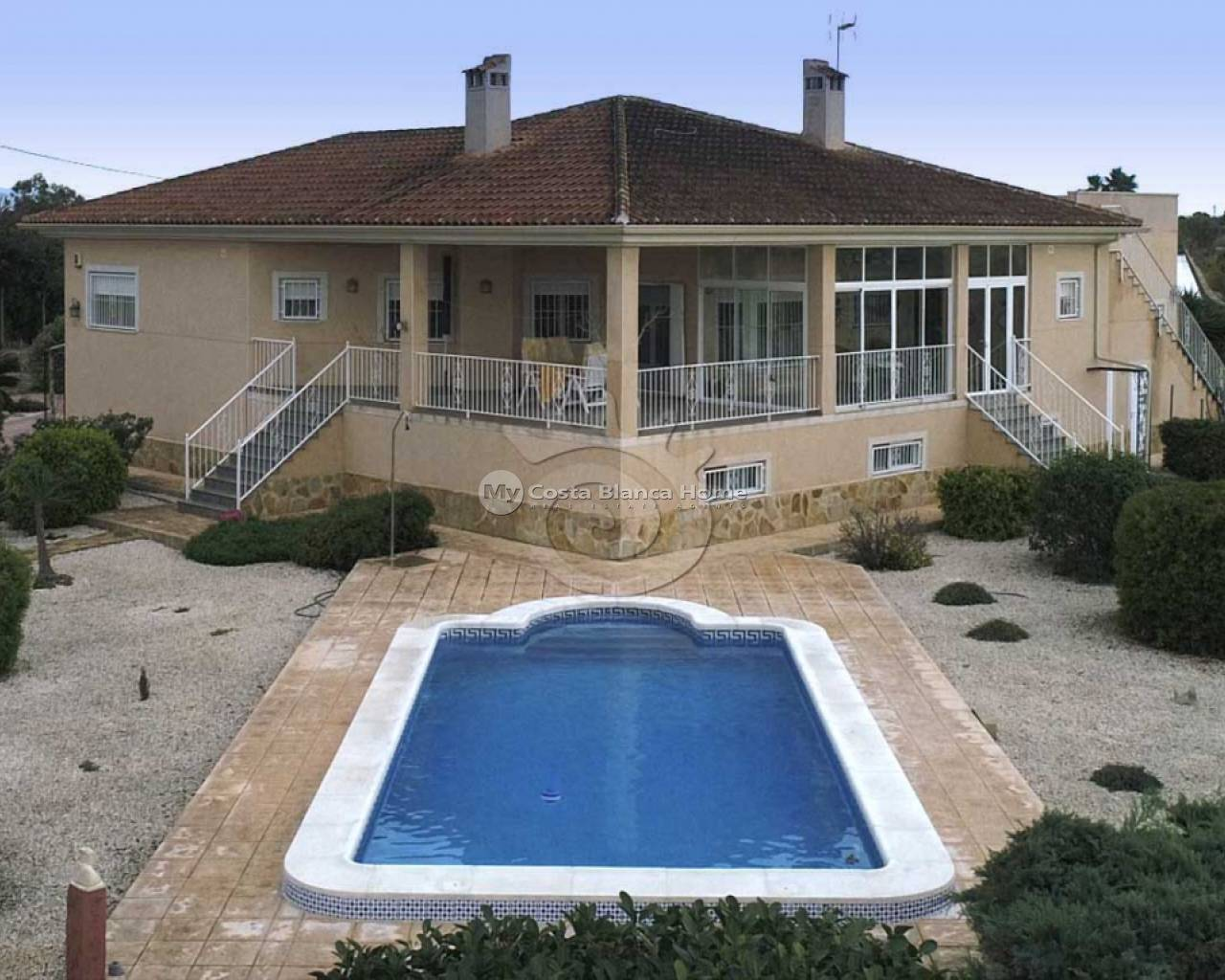 Resale - Detached Villa - Catral - Catral, Costa Blanca
