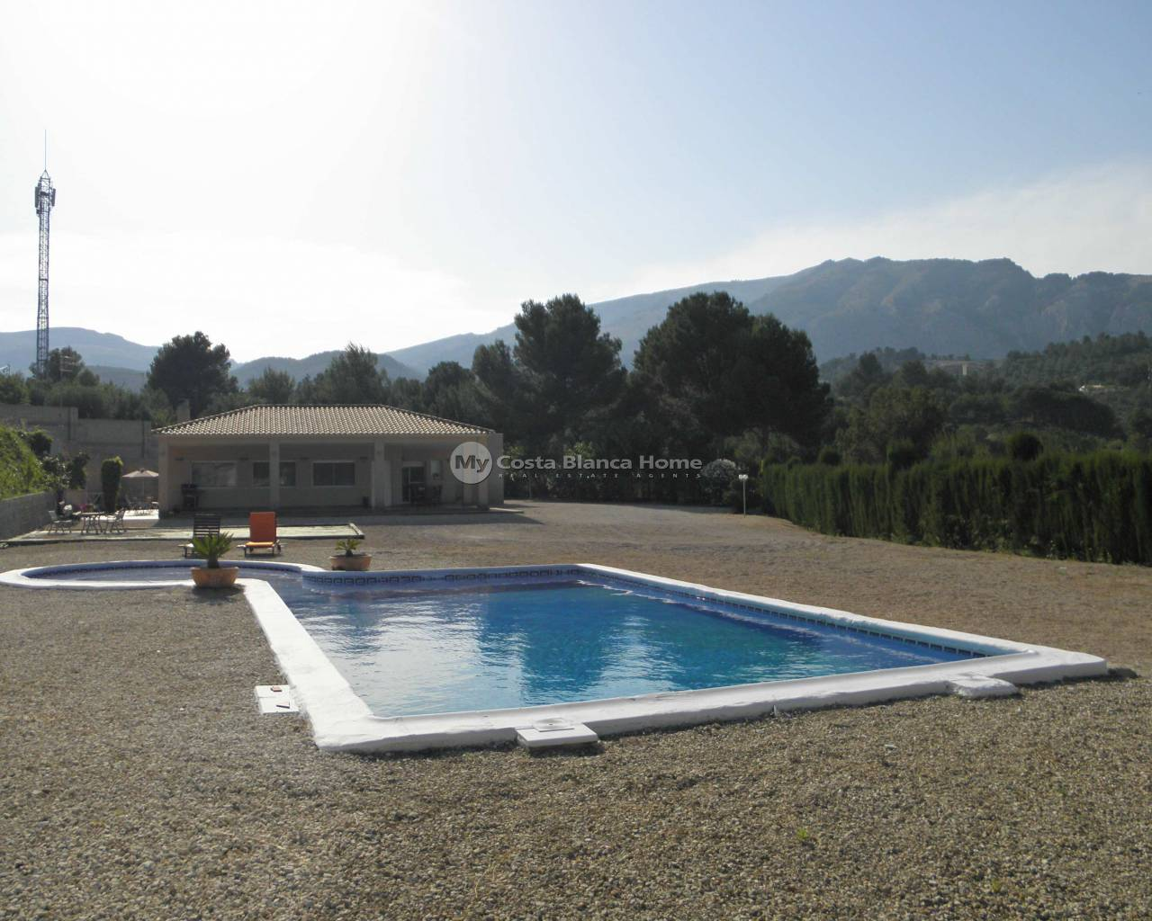 Resale - Detached Villa - Cocentaina
