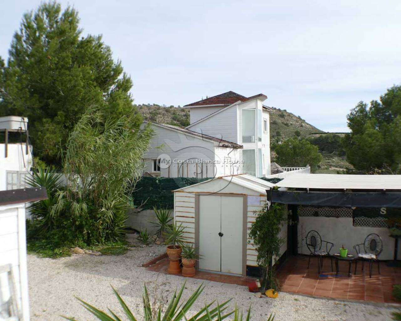 Resale - Detached Villa - Torremendo - Torremendo Alicante