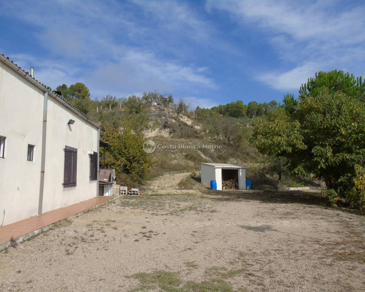 Resale - Farm house - Ruin - Millena