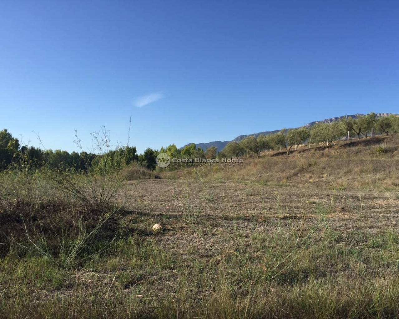 Resale - Land - Plot - Muro de Alcoy