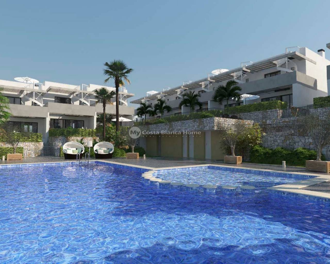 Town House - New Build - Monforte del Cid - Monforte del Cid, Costa Blanca